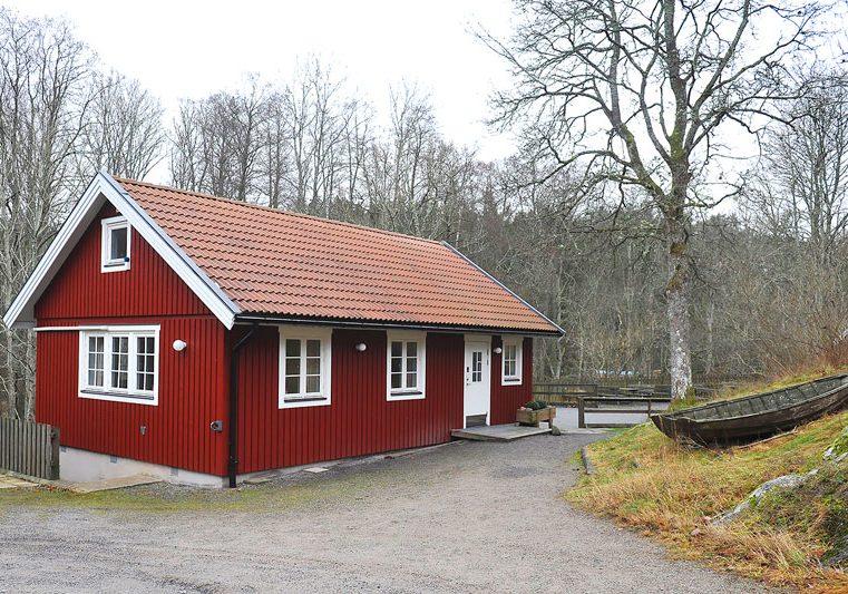 Lilla huset i Tyresö Bygdegård
