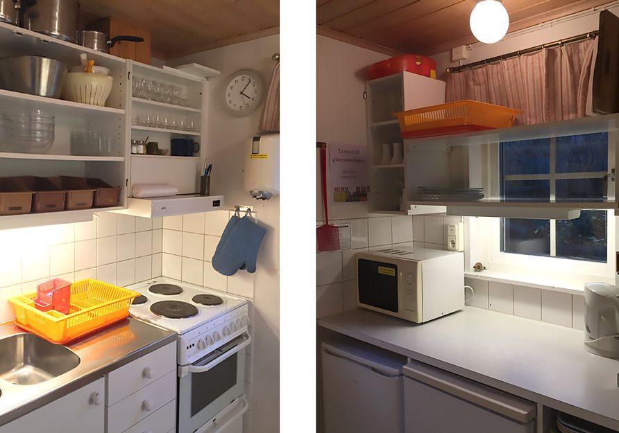 Köket i lilla huset, Tyresö Bygdegård