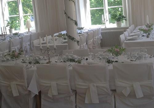 Sommarbröllop i Bygdegården