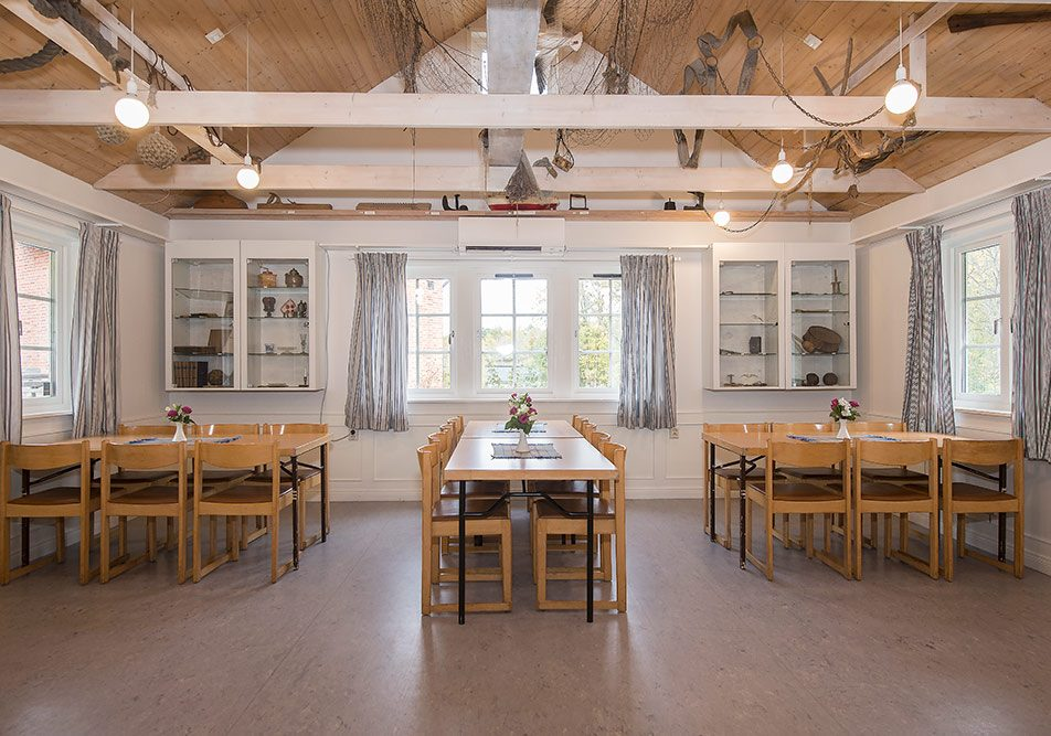 Lilla huset, Tyresö Bygdegård