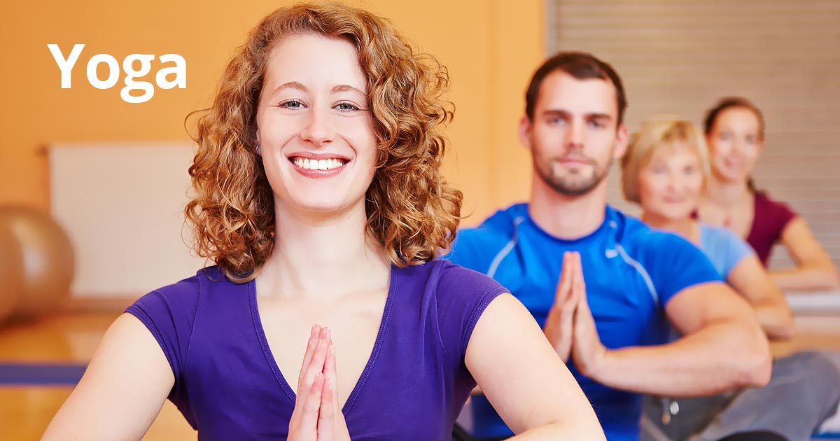 Yoga i Tyresö Bygdegård 2017